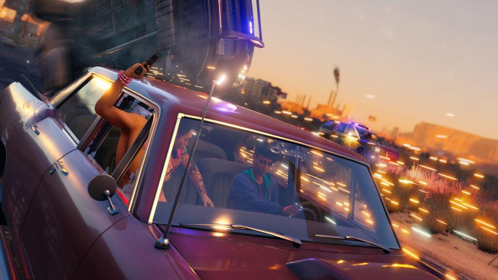Анонсирован перезапуск Saints Row, игра выйдет в феврале 2022 года