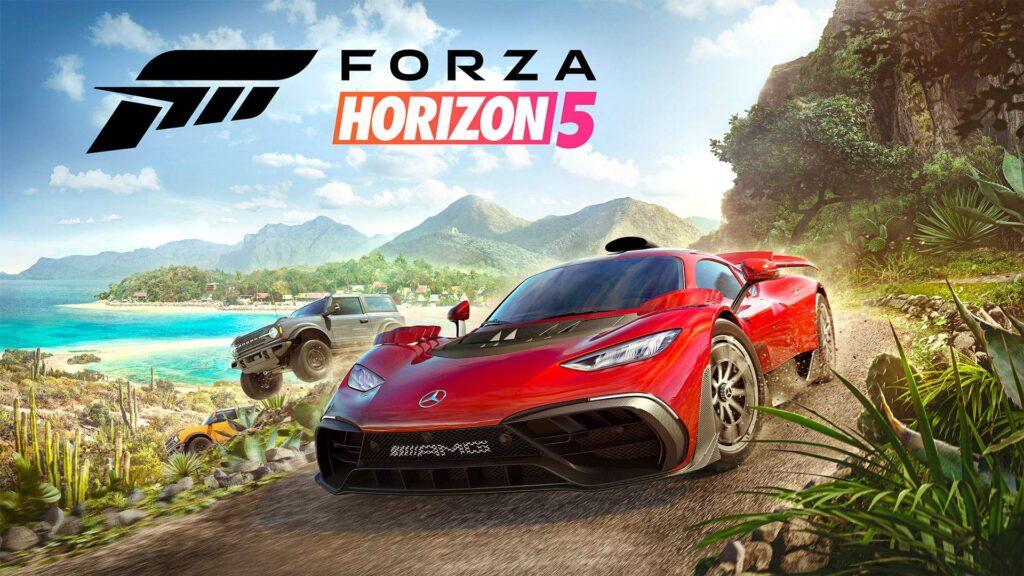 Forza Horizon 5: представлен новый 8-минутный геймплей и обложки игры