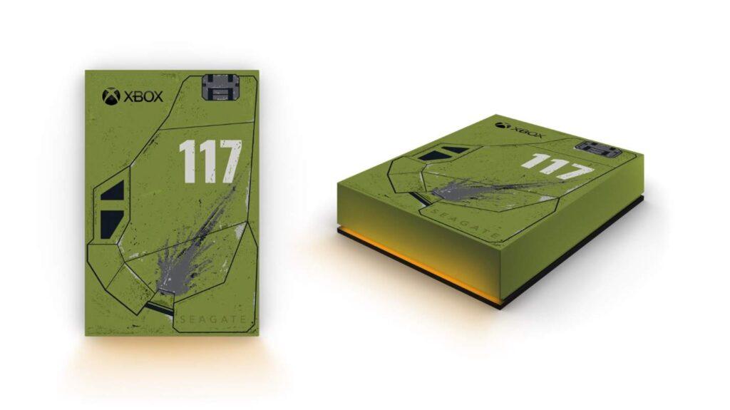 Анонсирована гарнитура Razer для Xbox в стиле Halo Infinite и новый внешний диск Seagate