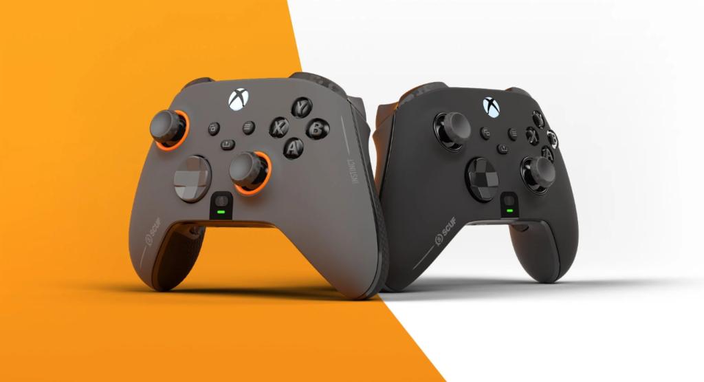 Анонсированы новые геймпады Xbox Series X | S для профессиональных игроков от SCUF Gaming