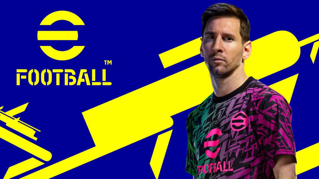 Konami в новом видео показывает геймплей eFootball