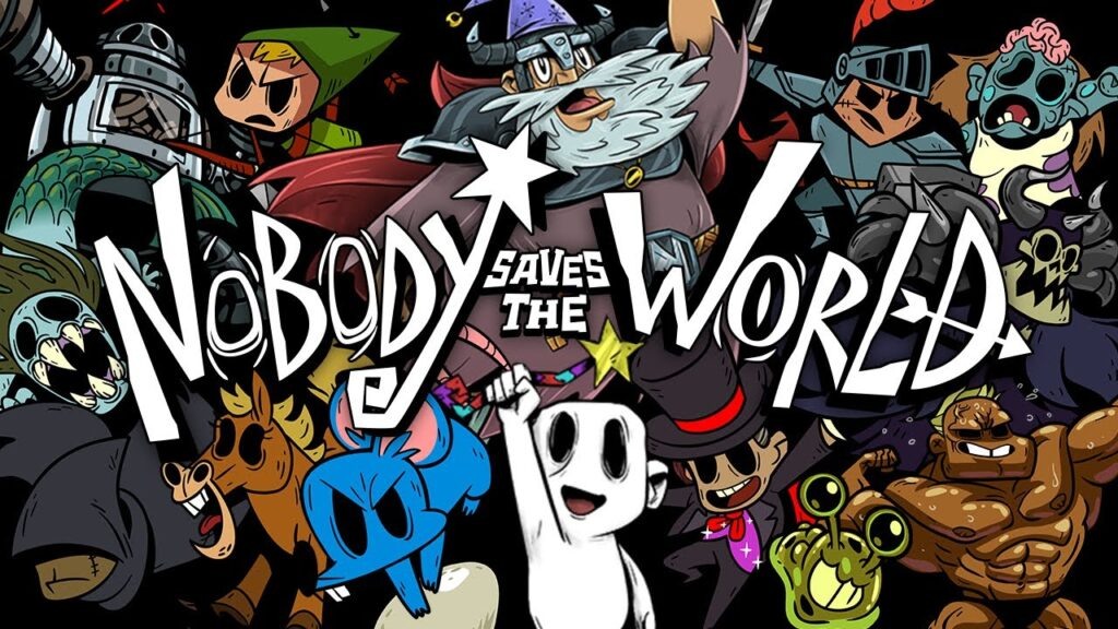 Новый геймплей Nobody Saves The World, игра будет в Game Pass в день релиза