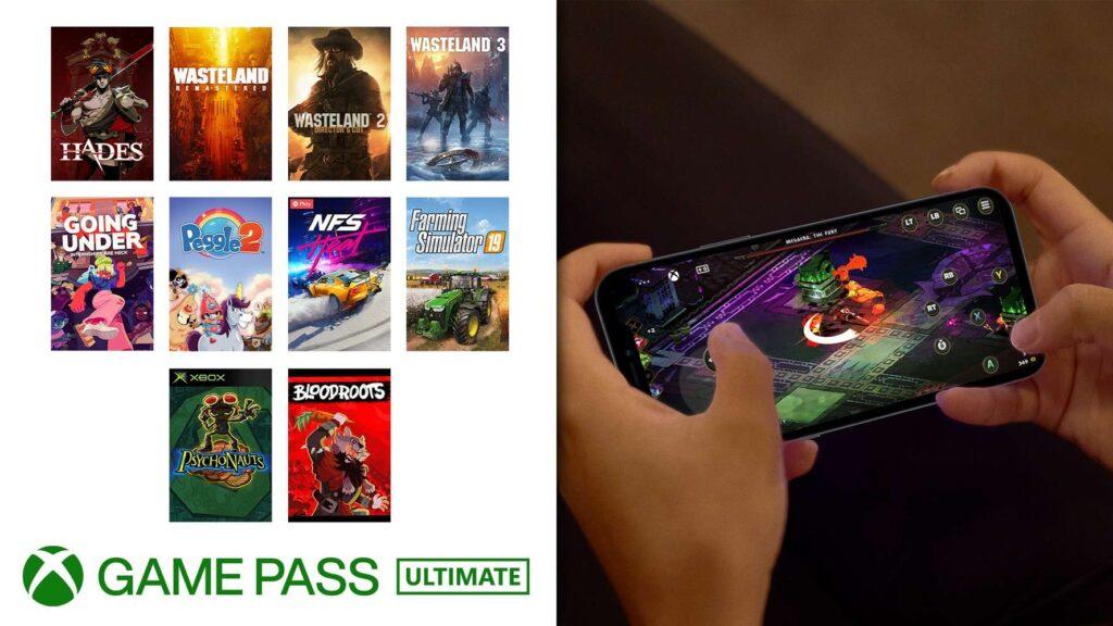 Еще 10 игр из Game Pass теперь поддерживают сенсорное управление