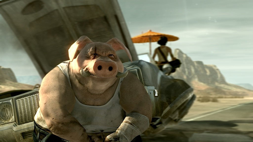 Beyond Good & Evil 2 может не выйти на приставках Xbox One и Playstation 4