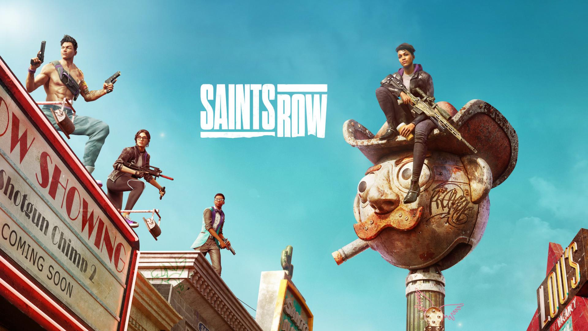 Новый геймплей перезапуска Saints Row