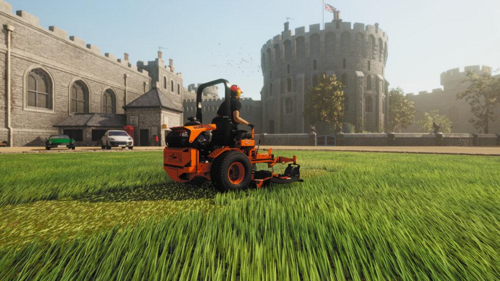 Разработчики Lawn Mowing Simulator в восторге от Game Pass, но их игры в подписке на старте не будет
