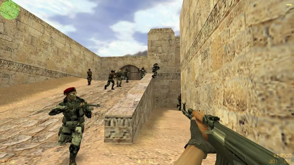 Где скачать Counter-Strike1.6, какие сборки игры сейчас актуальны