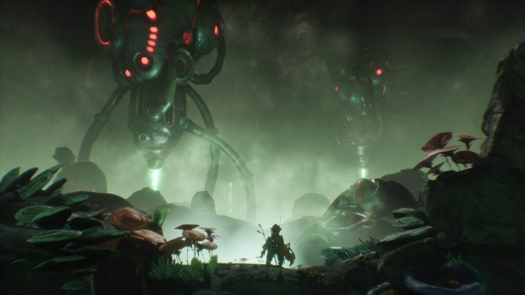 The Gunk выходит в декабре, сразу в Game Pass – новый геймплей
