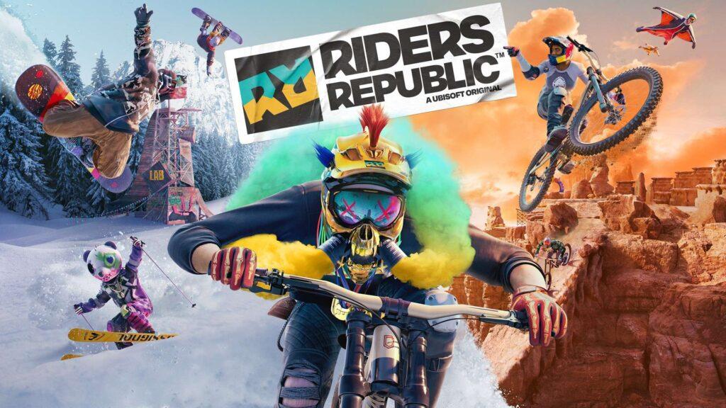 Бета-тестирование Riders Republic пройдет с 23 по 25 августа, можно зарегистрироваться