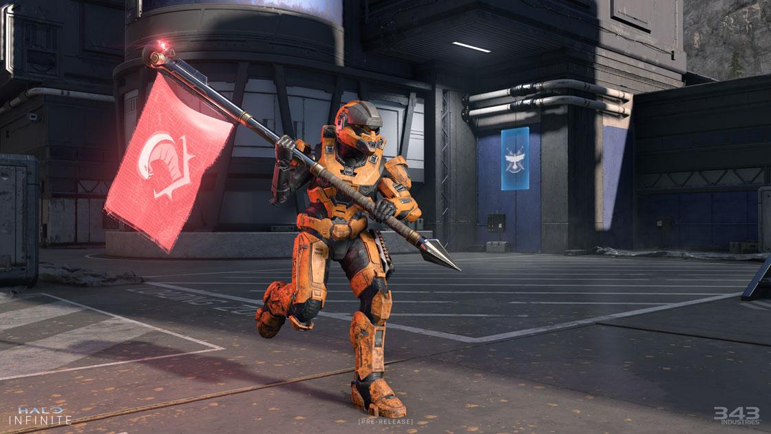 На этих и следующих выходных пройдет тестирование Halo Infinite: подробности
