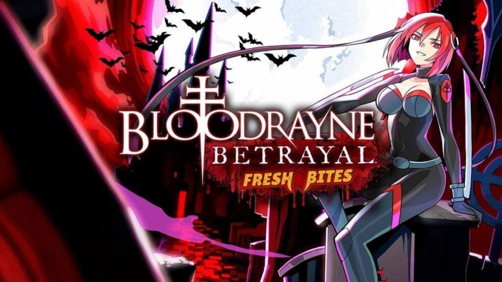 На Xbox Series X | S и Xbox One вышла обновленная версия игры BloodRayne Betrayal