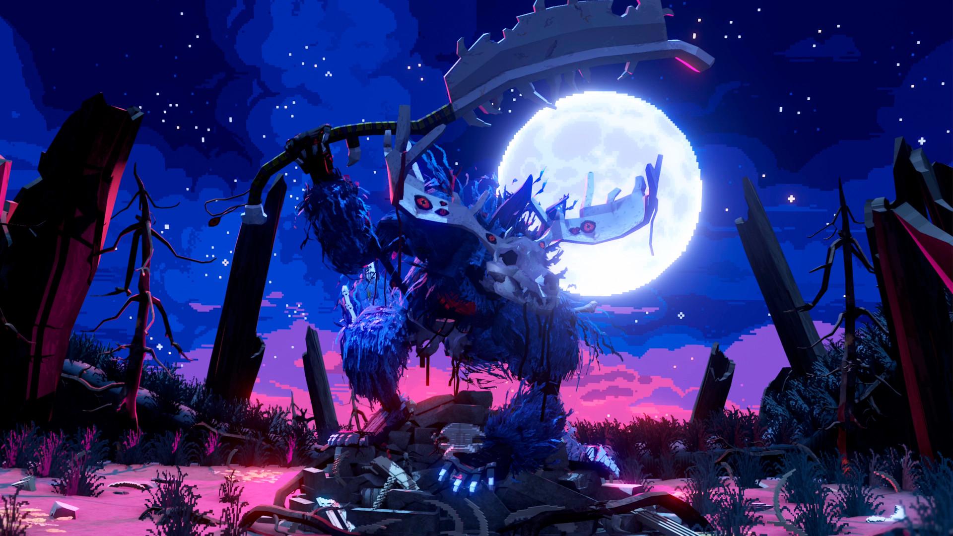Echo Generation получает дату релиза, игра будет сразу доступна в Game Pass