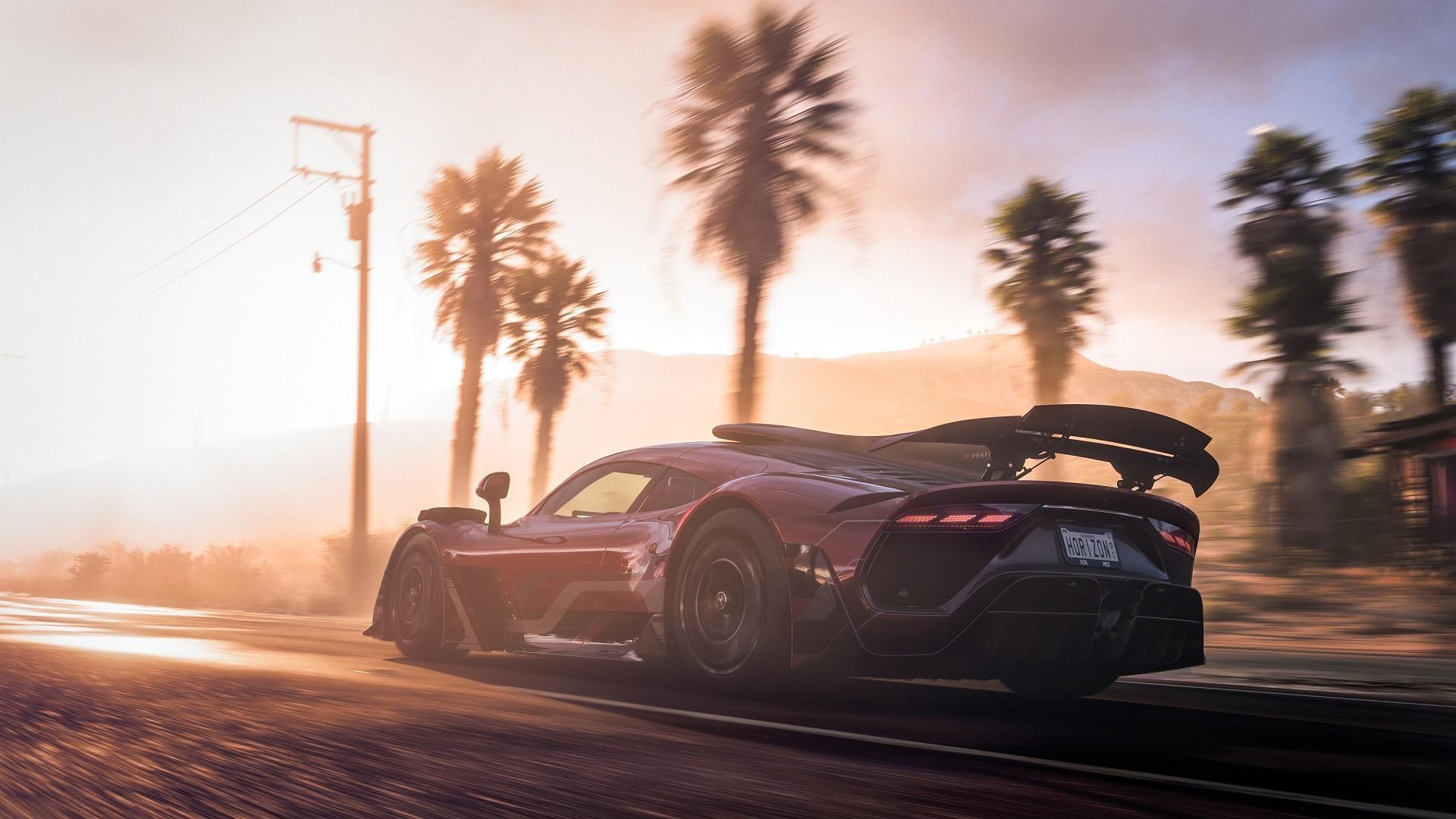 Forza Horizon 5: особенности PC-версии и тактильная обратная связь геймпада Xbox в Steam