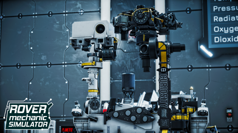 Rover Mechanic Simulator выходит на Xbox уже на следующей неделе