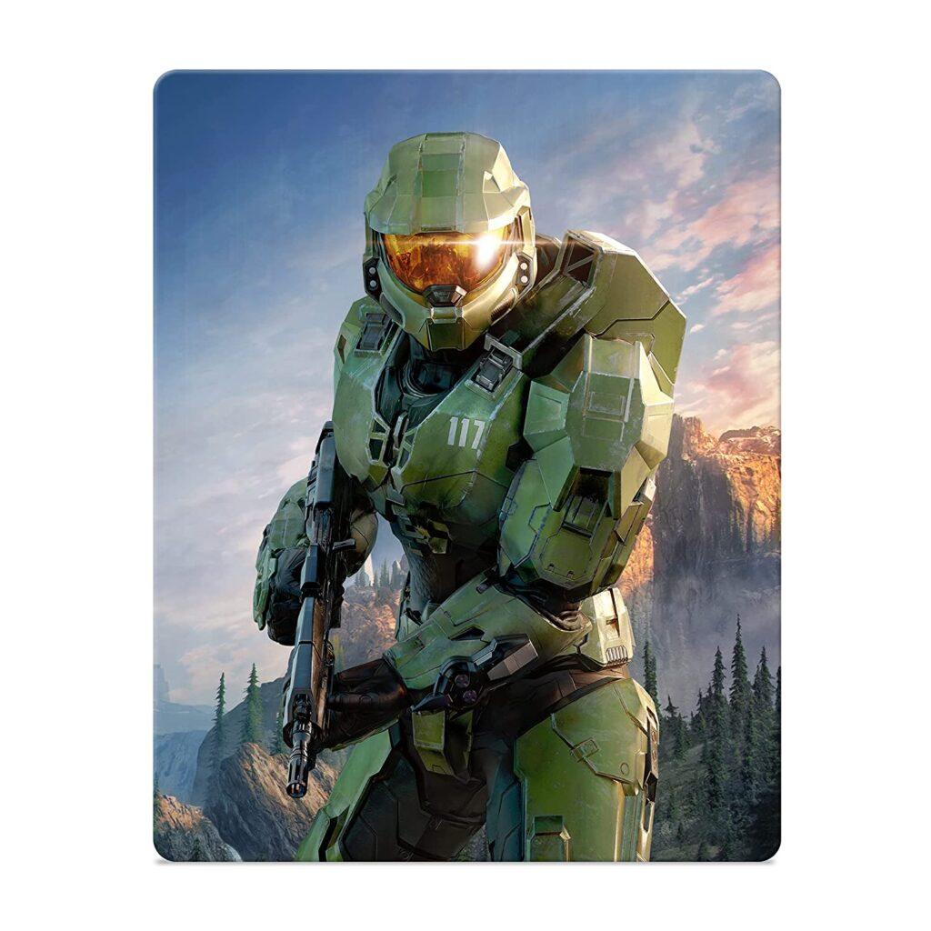 Как будет выглядеть Steelbook с Halo Infinite для Xbox