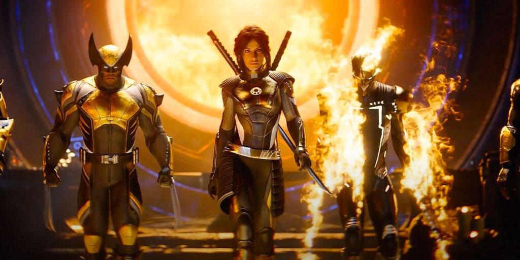Новый игровой процесс Marvel's Midnights Suns, прохождение игры займет 40-60 часов