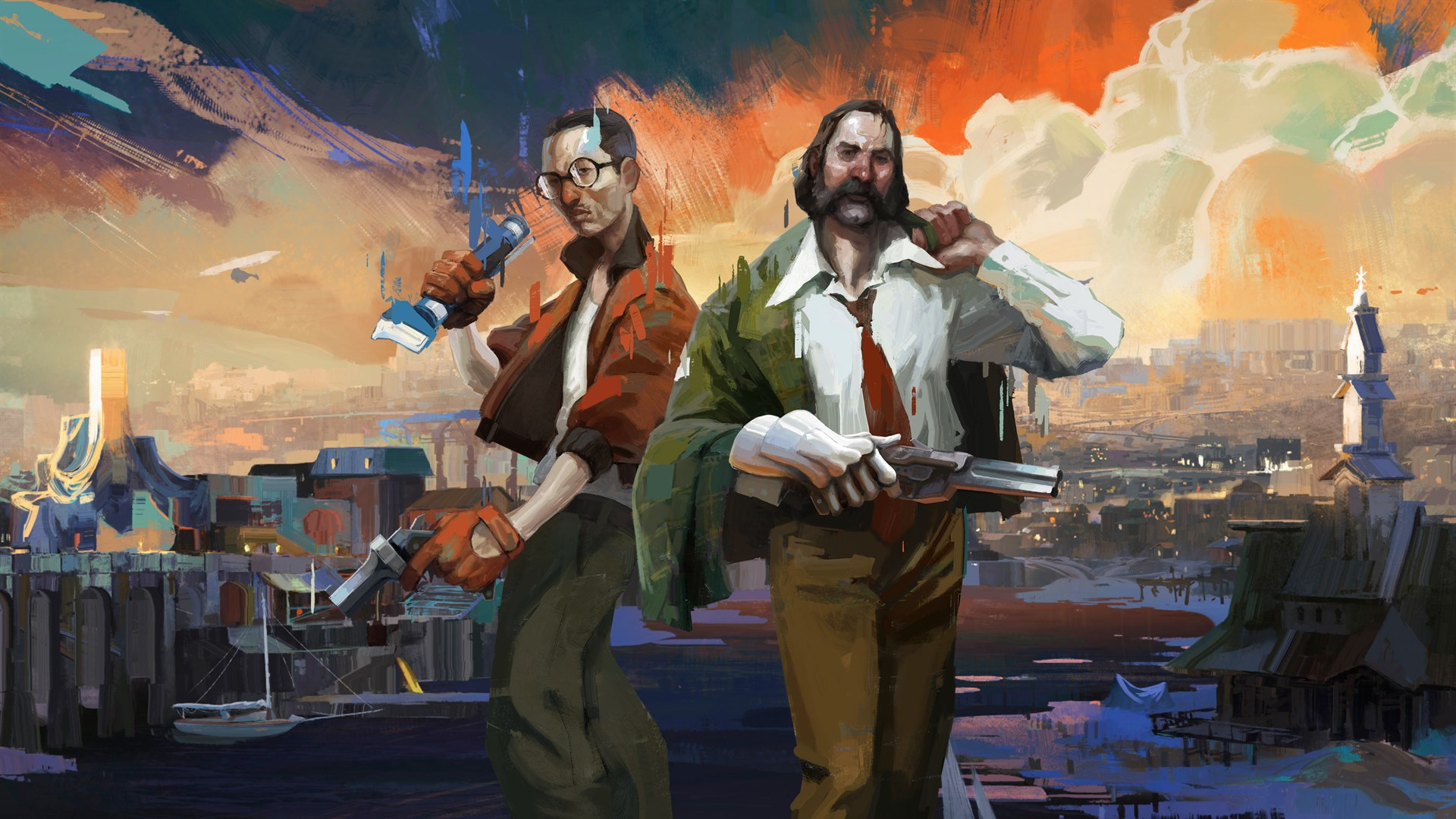 Разработчики Disco Elysium The Final Cut сообщили дату выхода игры на Xbox