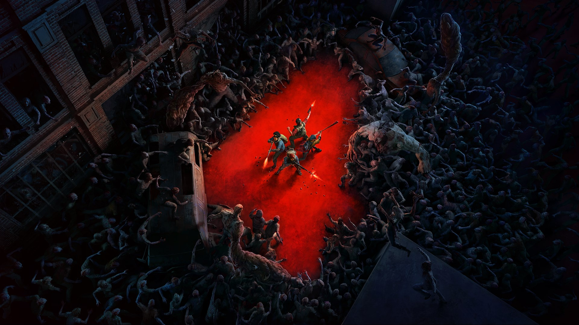 Представлен трейлер к запуску Back 4 Blood, игра выходит 12 октября – сразу в Game Pass