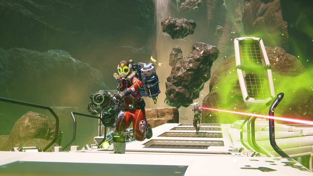 Новый трейлер Lemnis Gate с геймплеем, 28 сентября игра будет в Game Pass