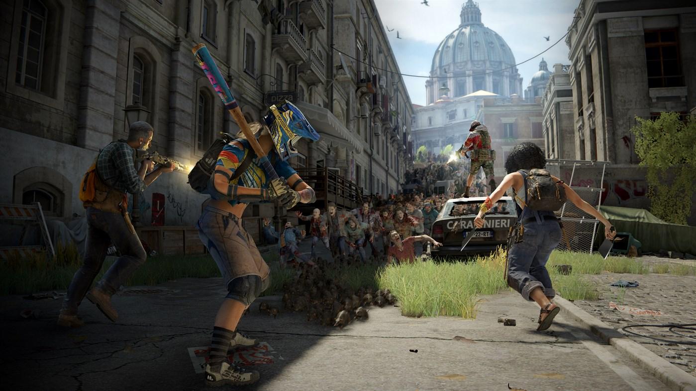 На Xbox One и Xbox Series X   S состоялся релиз World War Z: Aftermath