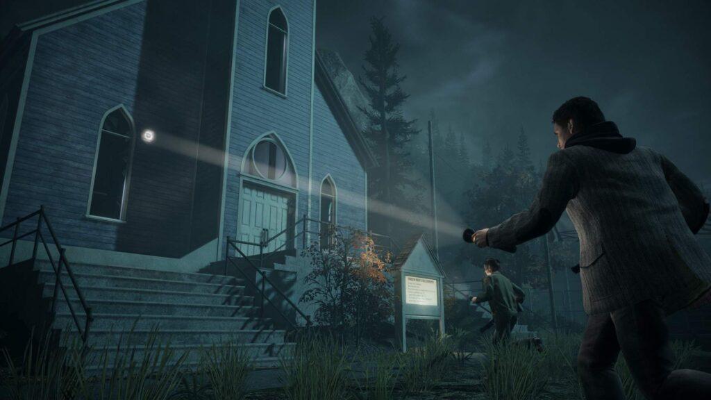 Alan Wake: Remastered – первый трейлер, дата выхода игры, предзаказы