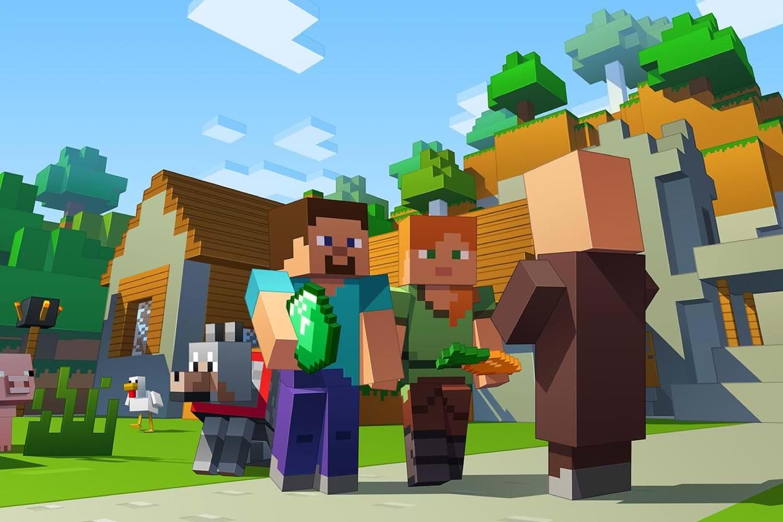 Mojang работает над двумя совершенно новыми играми по Minecraft
