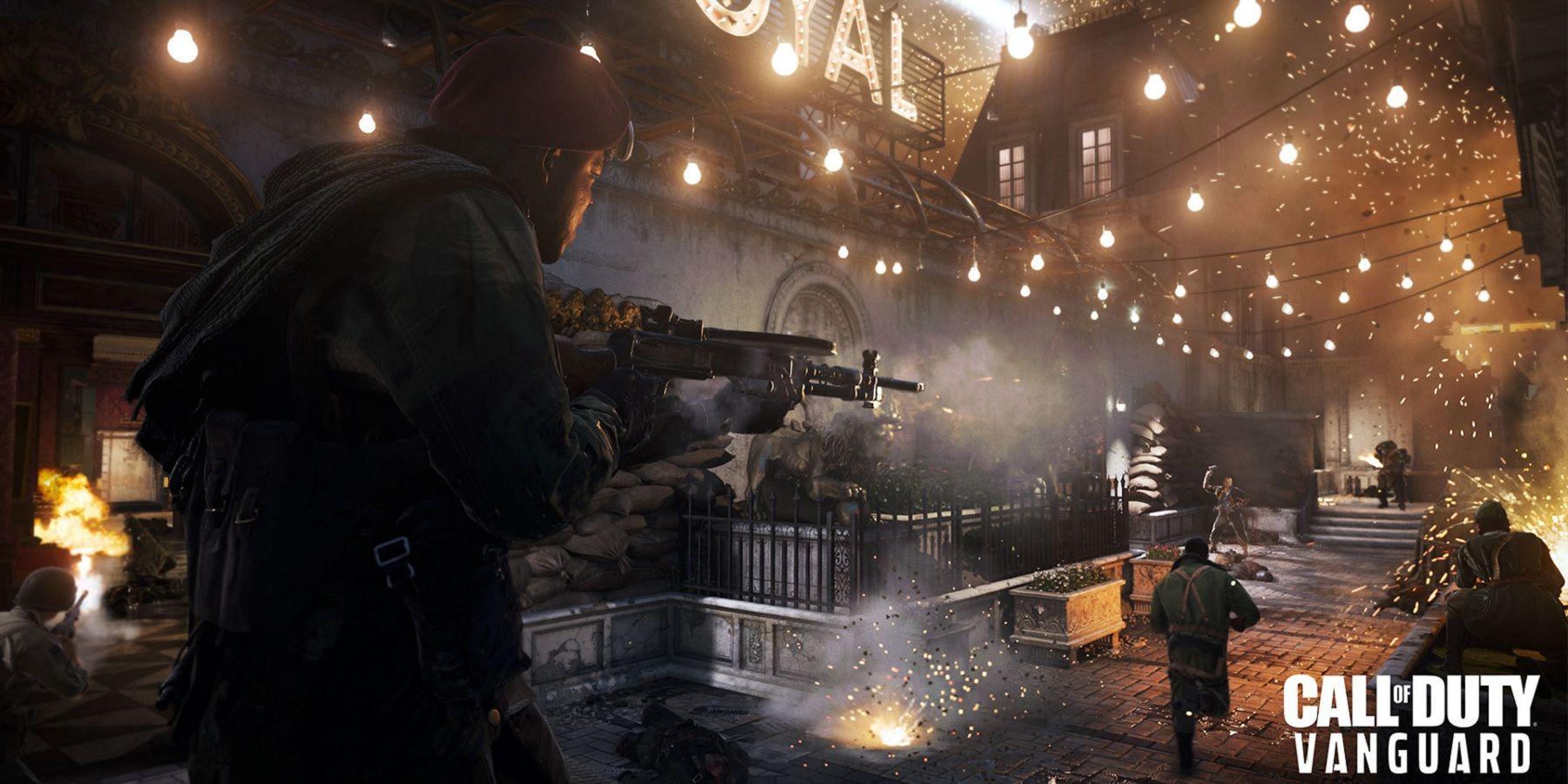 В бета-версии Call of Duty: Vanguard игроки жалуются на большое количество читеров