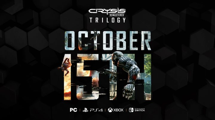 Релиз трилогии Crysis Remastered назначили на 15 октября