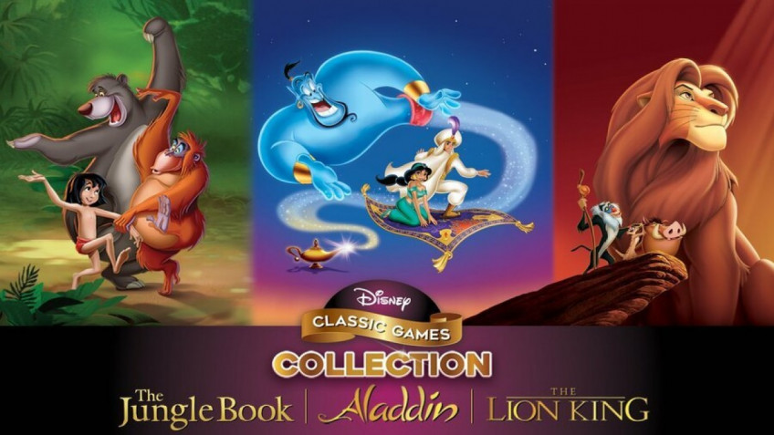 Анонсирован сборник Disney Classic Games Collection с классическими играми