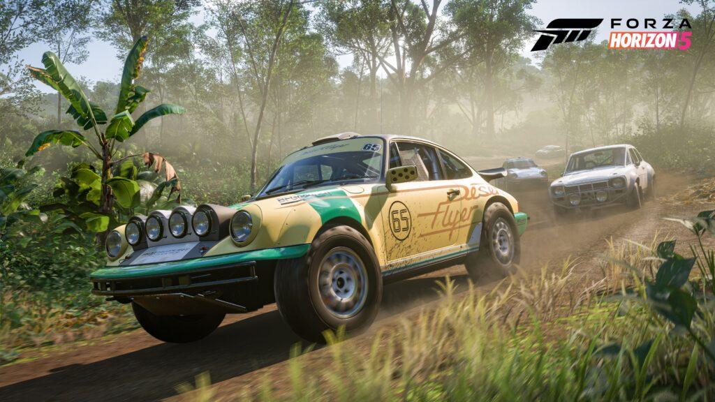 Прохождение кампании Forza Horizon 5 займет 10-20 часов