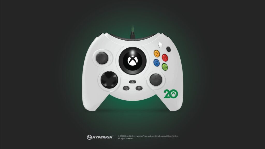 Hyperkin представили обновленный контроллер Xbox Duke