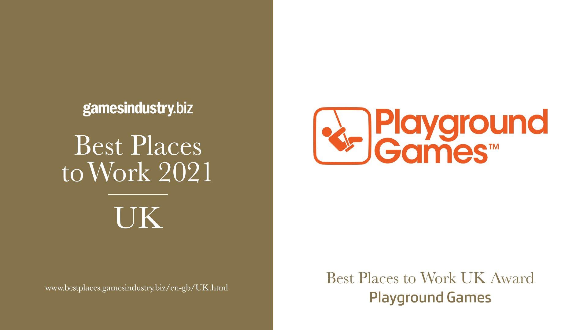 Playground Games в списке лучших английских компаний игровой индустрии