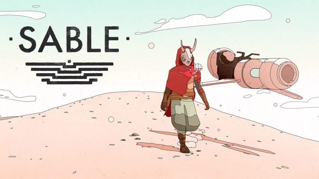 Новый трейлер Sable, игра выходит в Game Pass на следующей неделе