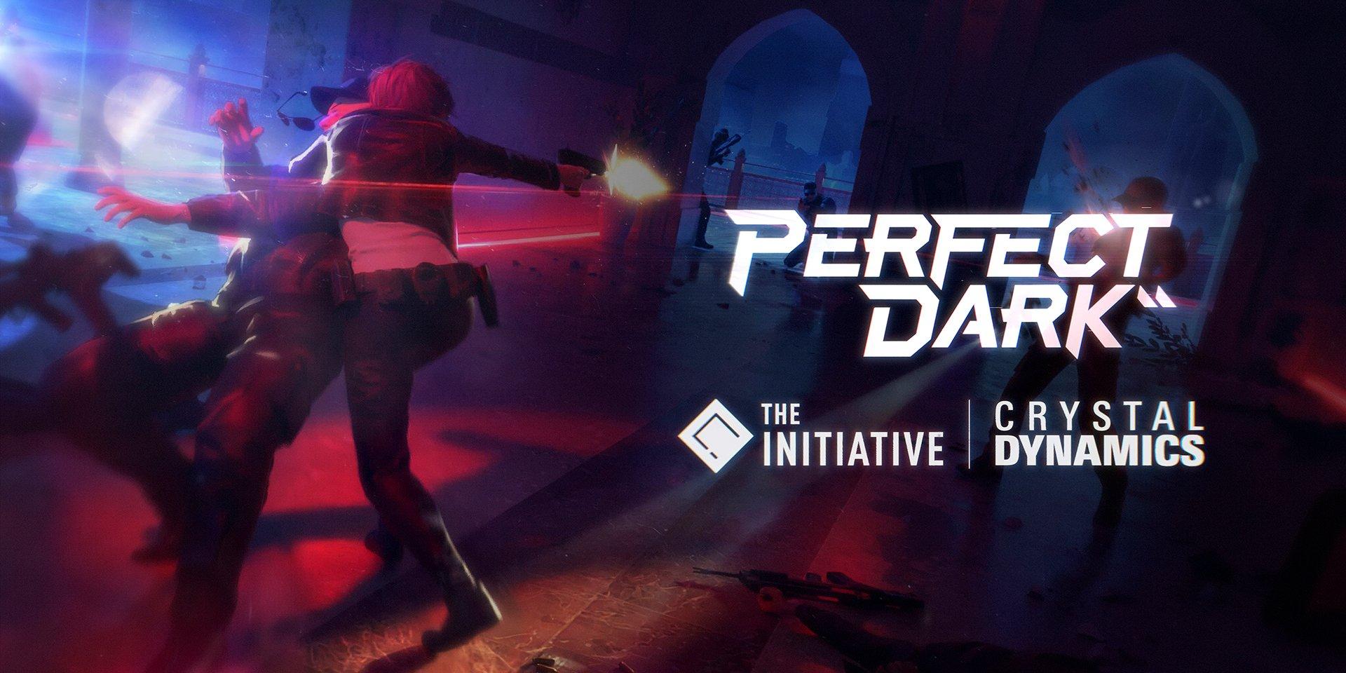 Почему The Initiative привлекла к разработке Perfect Dark студию Crystal Dynamics