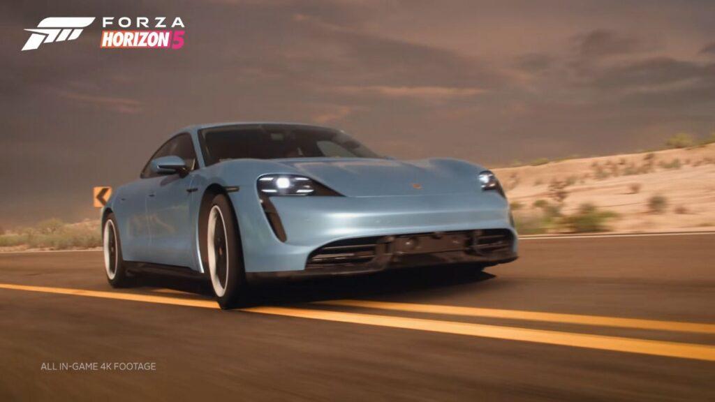 28 автомобилей Porsche, которые будут в Forza Horizon 5 на старте