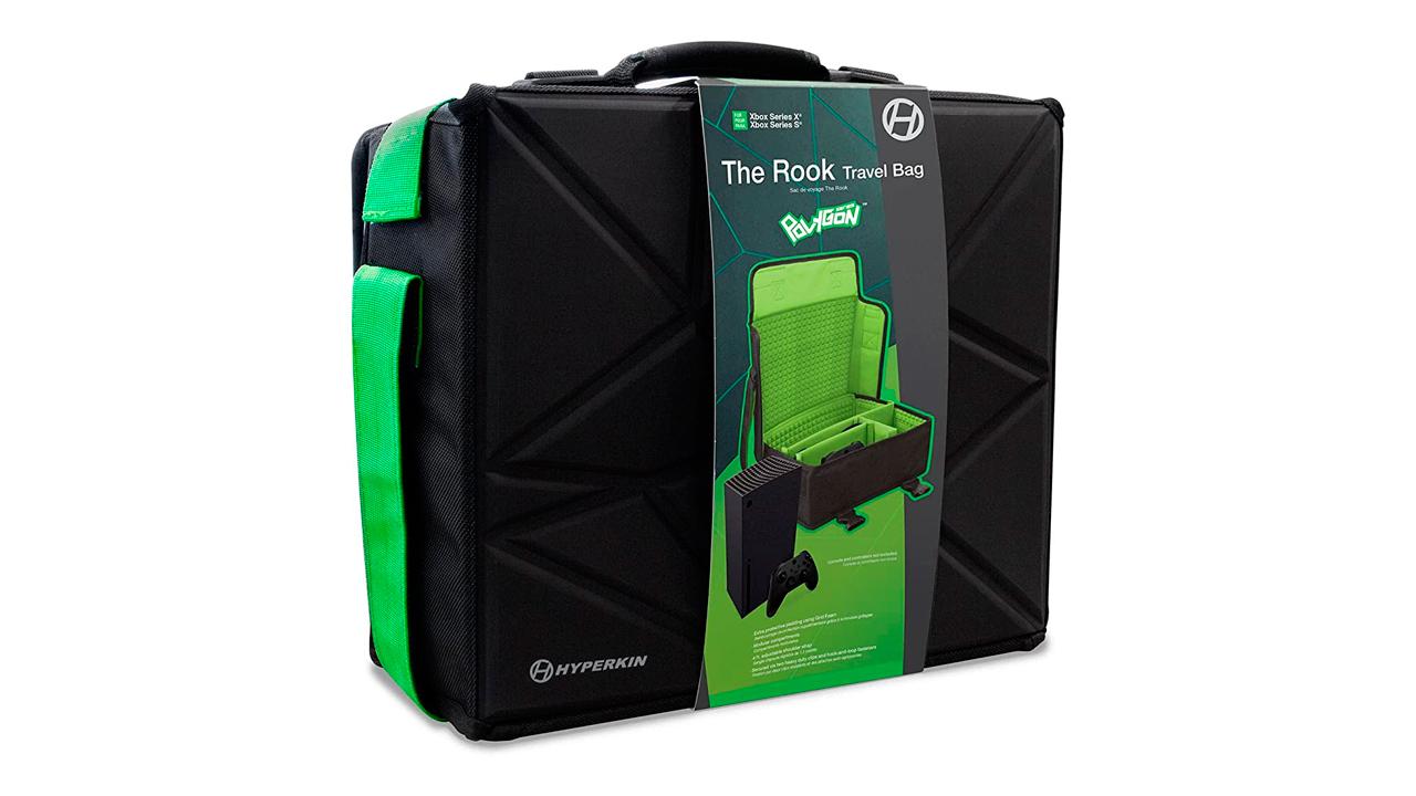 Hyperkin представила дорожную сумку для Xbox Series X