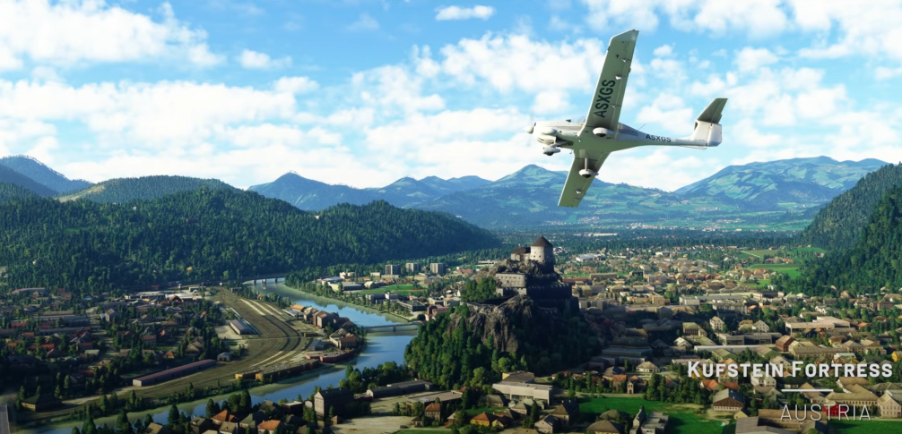 World Update VI для Microsoft Flight Simulator уже доступен