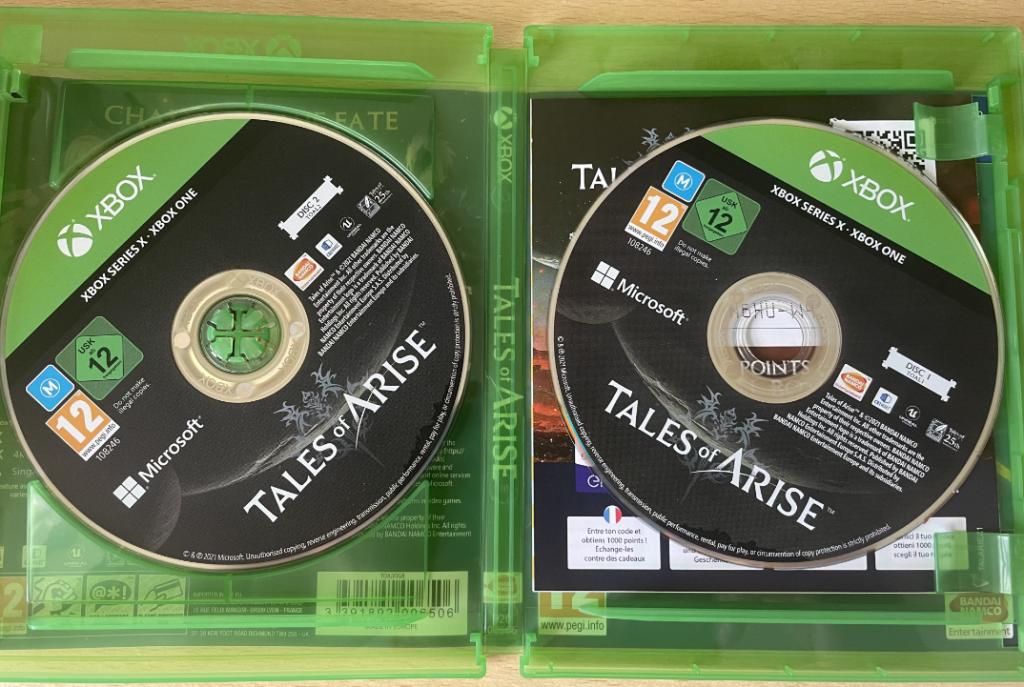 Tales of Arise не поддерживает Smart Delivery, но покупать игру дважды не придется