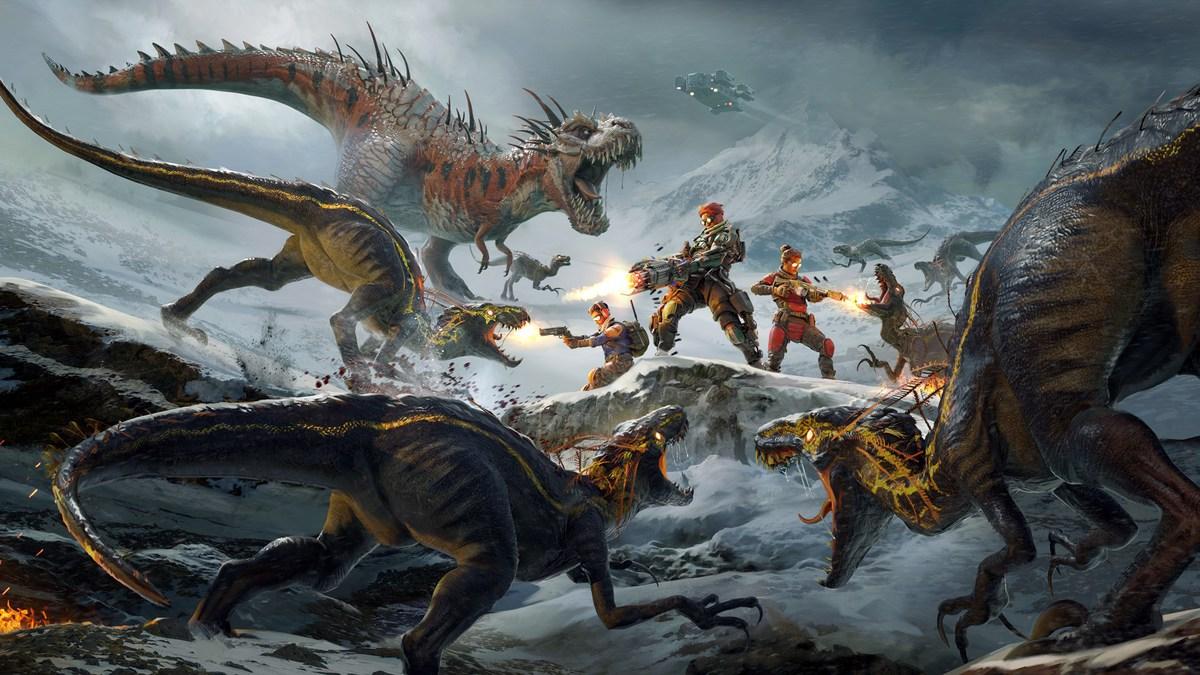 Second Extinction получает полный кроссплатформенный мультиплеер и режим орды