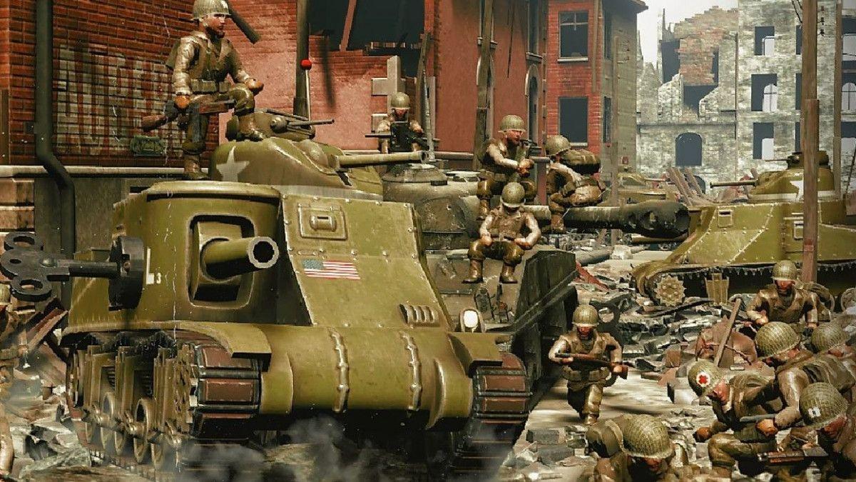 Релиз Toy Soldiers HD перенесли уже в третий раз, игра не выйдет на этой неделе