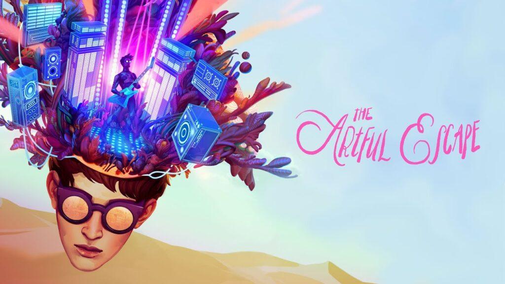 Игра The Artful Escape вышла на Xbox и в Game Pass, она получила хорошие оценки от критиков