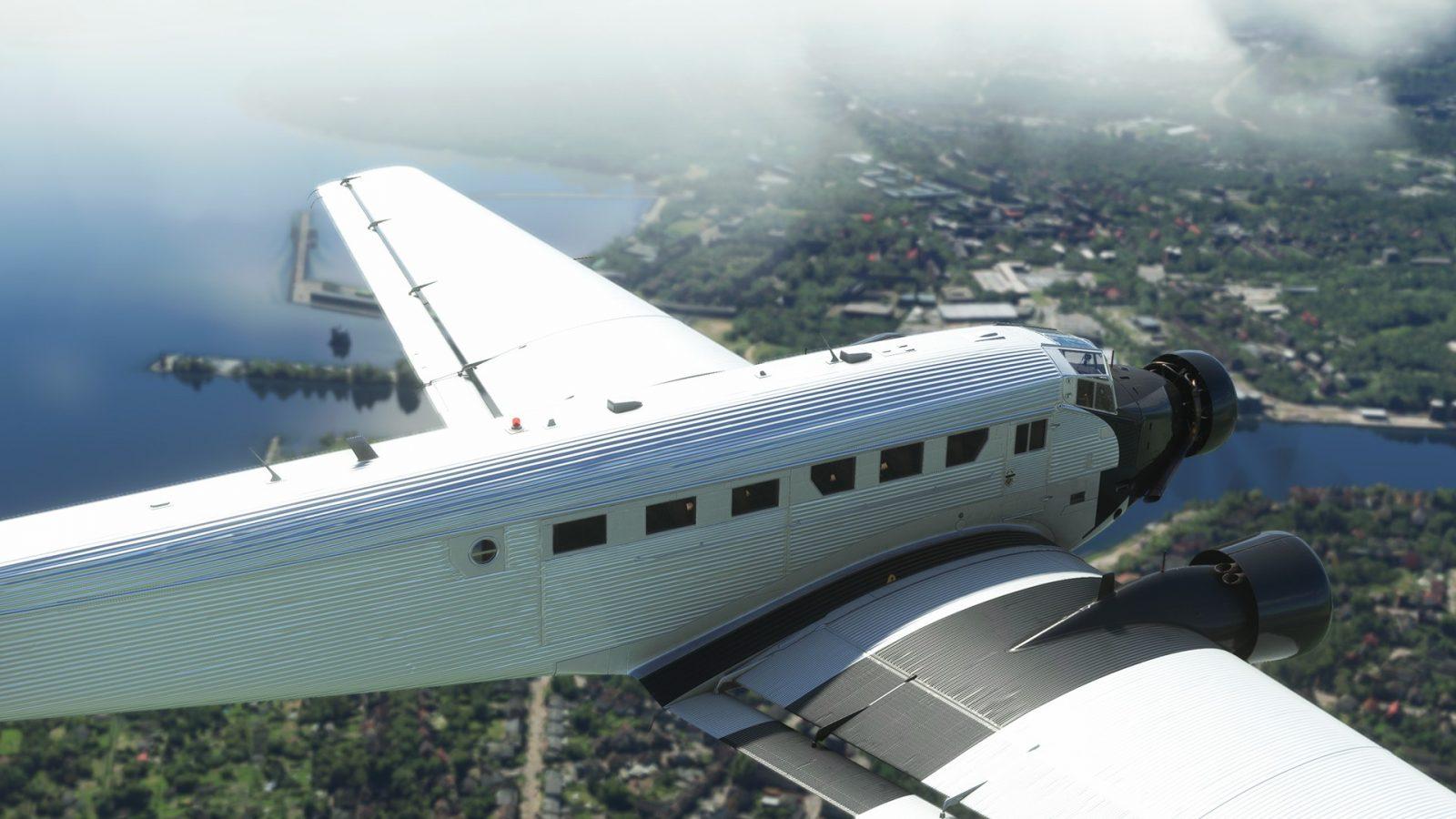 В Microsoft Flight Simulator теперь доступен Junkers JU-52 – первый самолет из серии «Местные легенды»