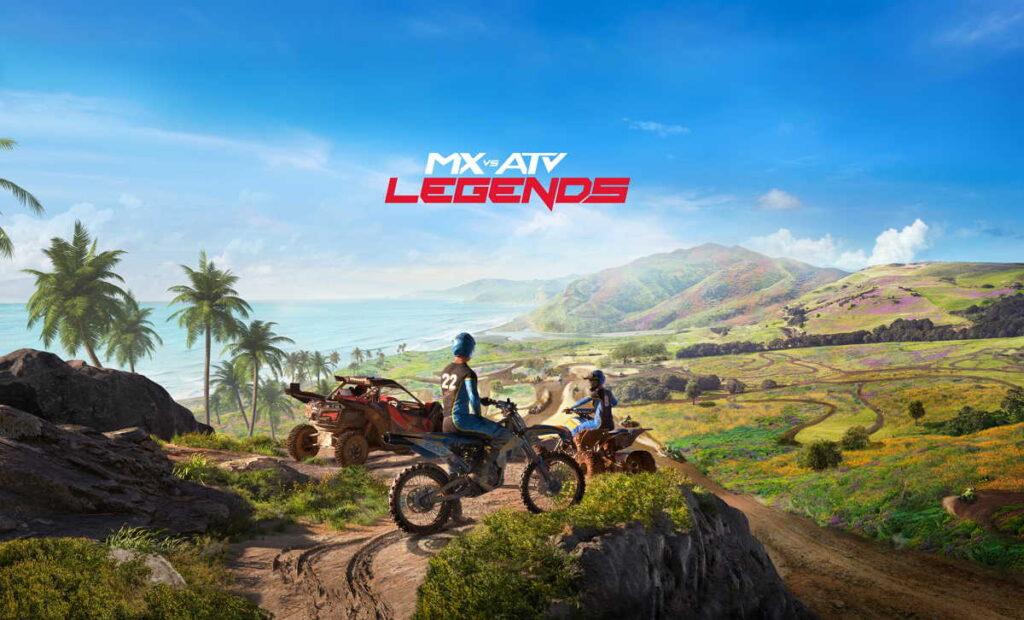Гонки по бездорожью MX vs. ATV Legends анонсированы для консолей Xbox