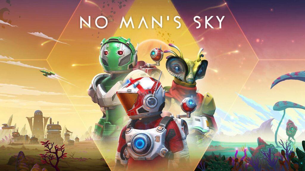 Крупное обновление No Man's Sky: Frontiers уже доступно