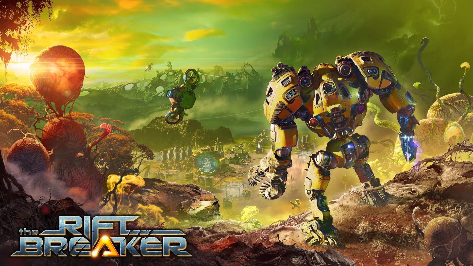 Разработчики The Riftbreaker позже рассмотрят возможность релиза на Xbox One