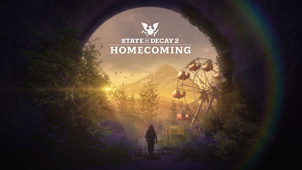 Обновление Homecoming для State of Decay 2 уже доступно