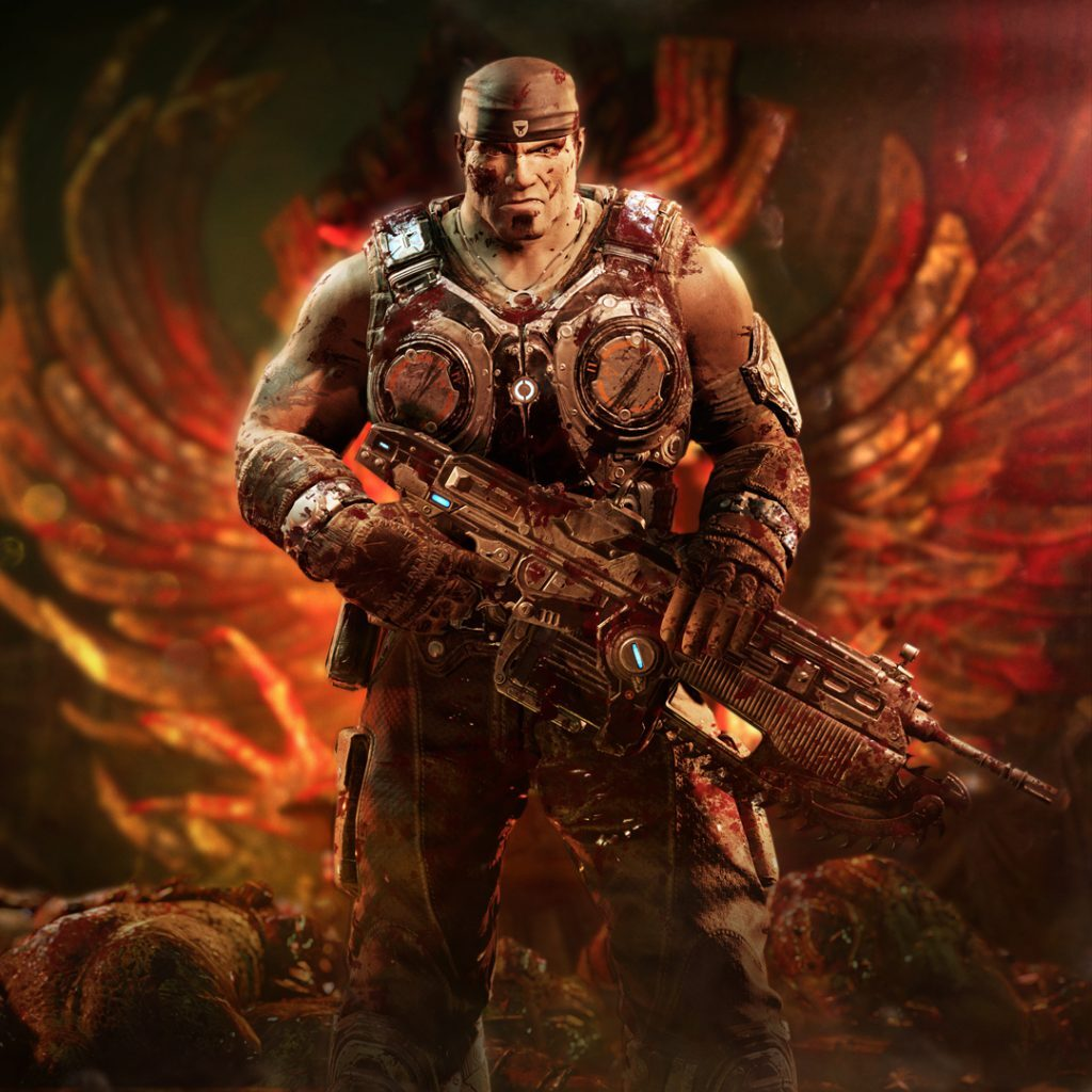 С 7 по 13 сентября можно получить бонусы в Gears 5 в честь 2-й годовщины игры