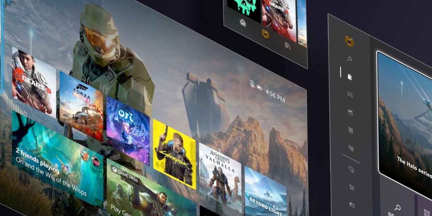 Бета-инсайдеры Xbox получают 4K интерфейс и ночной режим на Xbox