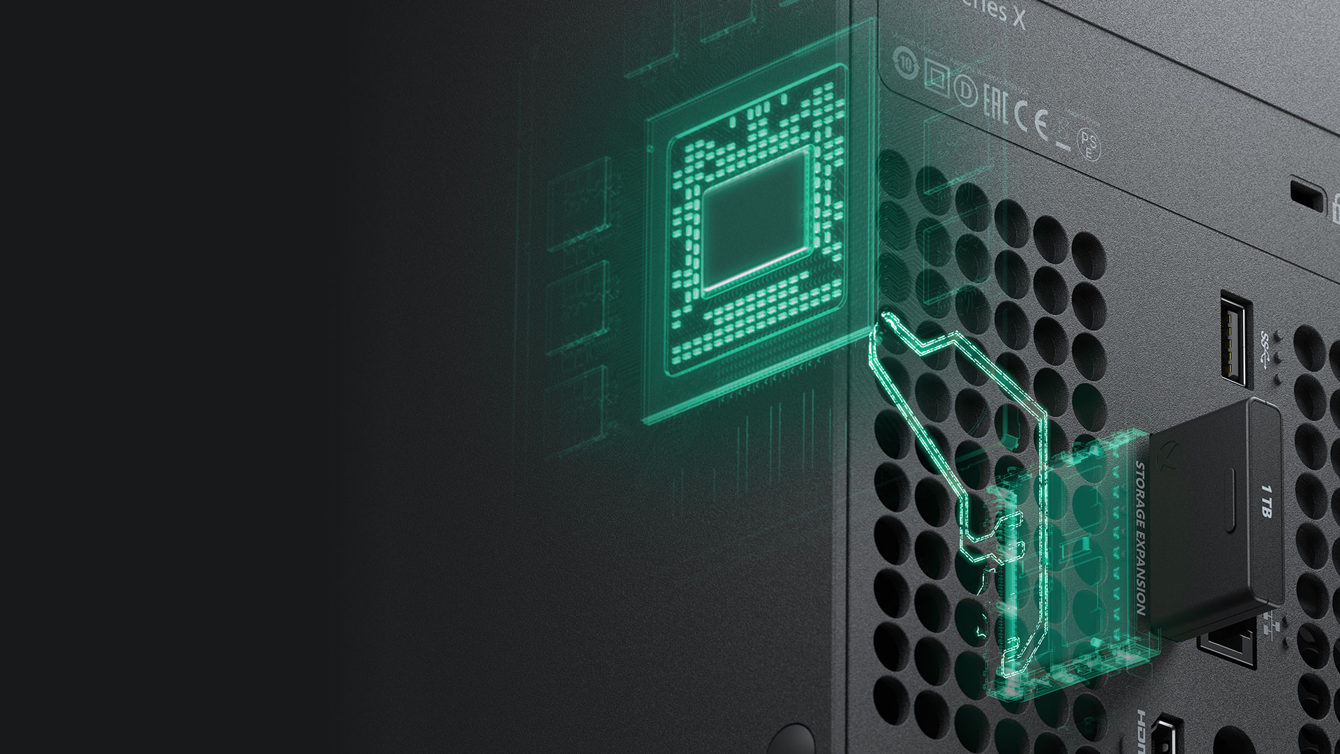 Карта памяти Seagate на 512 Гб для Xbox Series X | S существует – появилось фото