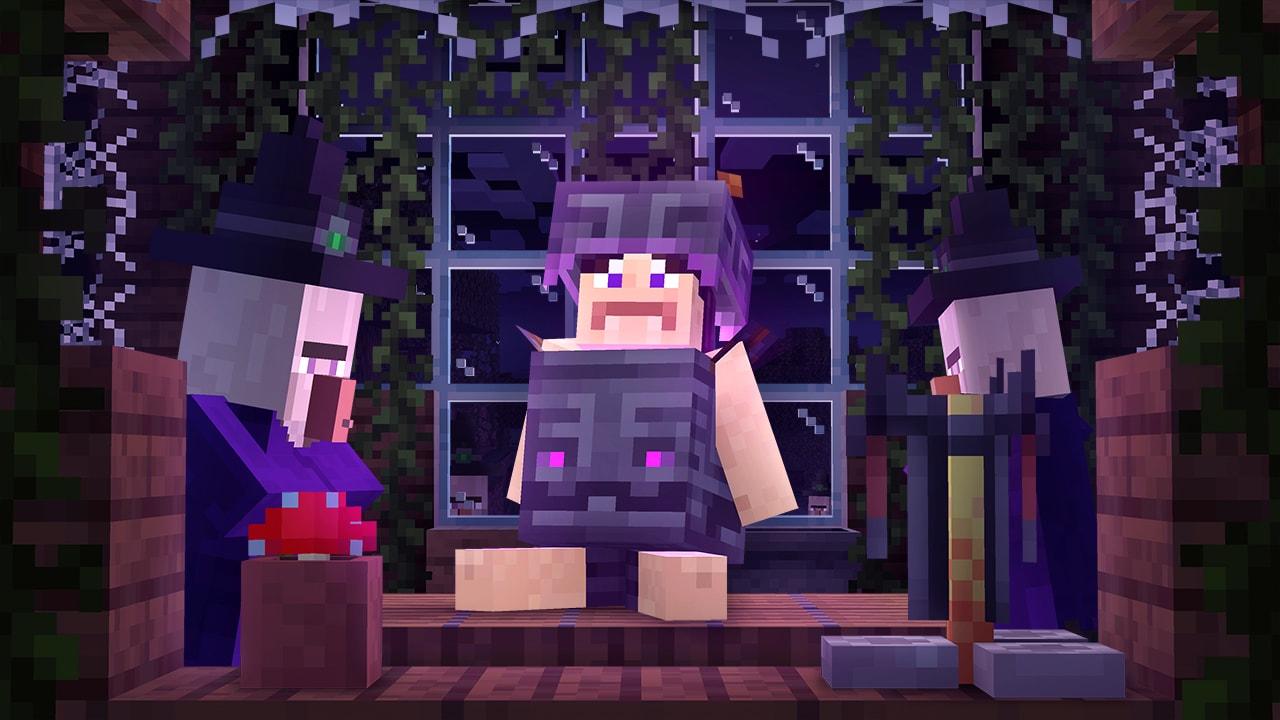 Игроков в Minecraft ждут подарки на Хэллоуин